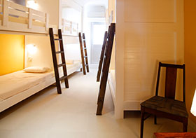 Dormitory for Men & Women 部屋写真