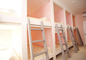 Dormitory for Women only 部屋写真